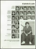 1985 First Baptist Church School Yearbook Page 100 & 101