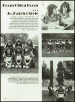 1985 First Baptist Church School Yearbook Page 104 & 105