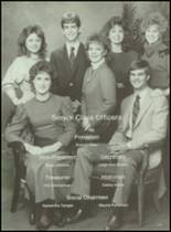 1985 First Baptist Church School Yearbook Page 120 & 121