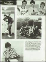 1985 First Baptist Church School Yearbook Page 126 & 127