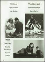 1985 First Baptist Church School Yearbook Page 130 & 131