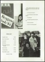 1985 First Baptist Church School Yearbook Page 136 & 137