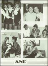 1985 First Baptist Church School Yearbook Page 138 & 139