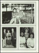 1985 First Baptist Church School Yearbook Page 184 & 185
