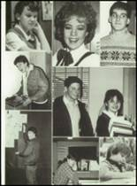 1985 First Baptist Church School Yearbook Page 190 & 191