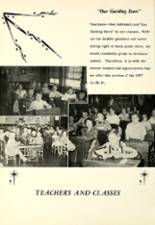 1957 Liberal High School Yearbook Page 10 & 11