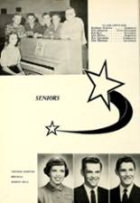 1957 Liberal High School Yearbook Page 14 & 15