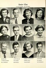 1957 Liberal High School Yearbook Page 16 & 17