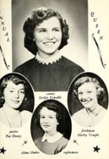 1957 Liberal High School Yearbook Page 26 & 27