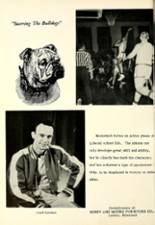 1957 Liberal High School Yearbook Page 34 & 35