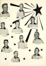 1957 Liberal High School Yearbook Page 36 & 37