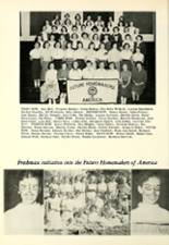 1957 Liberal High School Yearbook Page 40 & 41