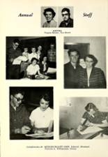 1957 Liberal High School Yearbook Page 42 & 43