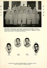 1957 Liberal High School Yearbook Page 46 & 47