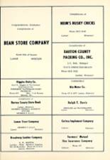 1957 Liberal High School Yearbook Page 64 & 65