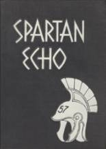 1957 Yearbook Lima High School