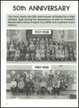 1988 Dobbs Ferry High School Yearbook Page 20 & 21