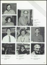 1988 Dobbs Ferry High School Yearbook Page 28 & 29