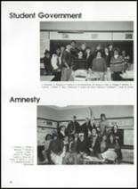1988 Dobbs Ferry High School Yearbook Page 40 & 41