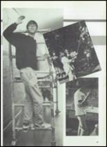 1988 Dobbs Ferry High School Yearbook Page 42 & 43