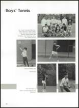 1988 Dobbs Ferry High School Yearbook Page 54 & 55
