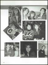 1988 Dobbs Ferry High School Yearbook Page 72 & 73