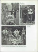 1988 Dobbs Ferry High School Yearbook Page 84 & 85