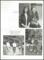1988 Dobbs Ferry High School Yearbook Page 86 & 87