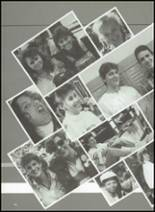 1988 Dobbs Ferry High School Yearbook Page 100 & 101