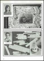 1988 Dobbs Ferry High School Yearbook Page 126 & 127