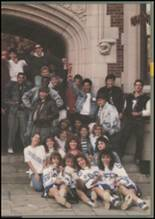 1988 Dobbs Ferry High School Yearbook Page 182 & 183