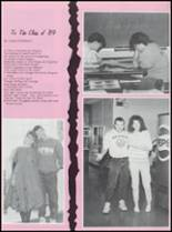 1989 Northeast Hamilton High School Yearbook Page 10 & 11