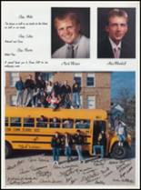 1989 Northeast Hamilton High School Yearbook Page 12 & 13