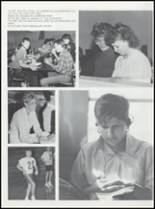 1989 Northeast Hamilton High School Yearbook Page 14 & 15