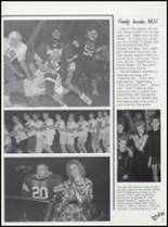1989 Northeast Hamilton High School Yearbook Page 16 & 17