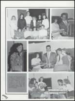 1989 Northeast Hamilton High School Yearbook Page 18 & 19