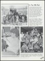 1989 Northeast Hamilton High School Yearbook Page 20 & 21