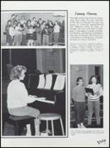 1989 Northeast Hamilton High School Yearbook Page 22 & 23