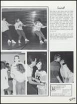 1989 Northeast Hamilton High School Yearbook Page 26 & 27