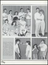 1989 Northeast Hamilton High School Yearbook Page 34 & 35