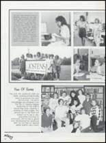 1989 Northeast Hamilton High School Yearbook Page 38 & 39