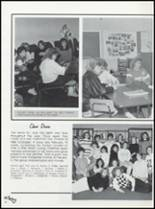 1989 Northeast Hamilton High School Yearbook Page 42 & 43
