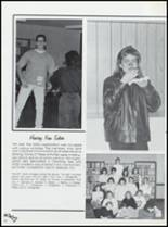 1989 Northeast Hamilton High School Yearbook Page 44 & 45