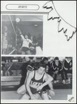 1989 Northeast Hamilton High School Yearbook Page 46 & 47