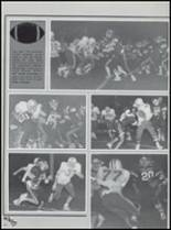 1989 Northeast Hamilton High School Yearbook Page 48 & 49