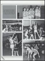 1989 Northeast Hamilton High School Yearbook Page 54 & 55