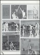 1989 Northeast Hamilton High School Yearbook Page 56 & 57