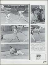 1989 Northeast Hamilton High School Yearbook Page 66 & 67