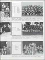 1989 Northeast Hamilton High School Yearbook Page 68 & 69