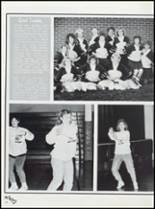 1989 Northeast Hamilton High School Yearbook Page 74 & 75